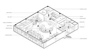 isometric floor plan gallery of lookup hq bhumiputra architecture 16