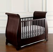 Sleigh Bed Crib Marlowe Sleigh Crib