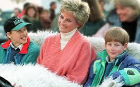 Princess Diana S Sons by Princess Diana U0027s Legacy Of Kindness