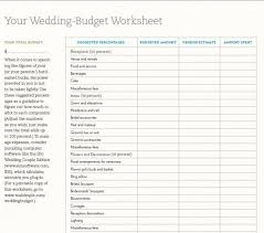 wedding budget spreadsheet template 100 images budgeting excel