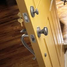 Baldwin Entrance Door Hardware Madison Sectional Trim 85320 452