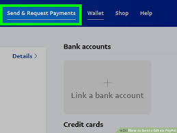 send a gift how to send a gift via paypal with pictures wikihow