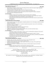 Logistics Manager Resume Sample by Cover Letter Sample Resume For Warehouse Manager Sample Resume For