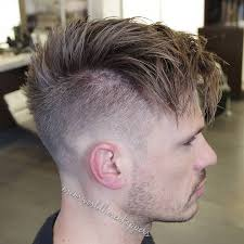 pic of back of spikey hair cuts 25 popular haircuts for men 2017