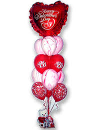 balloons bouquets struck st s day balloon bouquet
