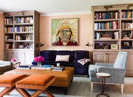 Midcentury Modern Colors 6 Well Accessorized Mid Century Modern Living Rooms