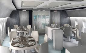 Private Jet Interiors An Inside Look At Crystal Cruises U0027 New Ultra Luxe Private Jet