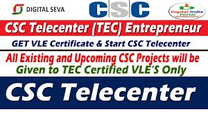 tutorial questions on entrepreneurship telecenter tec entrepreneur csc vle certificate for all upcoming