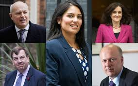 John F Kennedy Cabinet Members Eu Referendum Which Cabinet Ministers Will Vote To Leave Telegraph