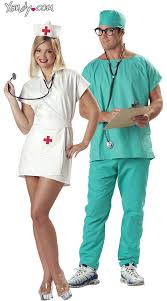 Nurse Halloween Costumes Womens Doctor Scrubs Costume Nurse Halloween Costume Halloween