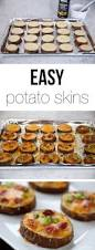How To Cook A Potato In A Toaster Oven Easy Potato Skins Recipe I Heart Nap Time