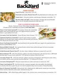a lowcountry backyard restaurant hilton head lowcountry cuisine