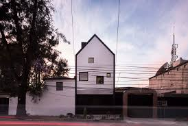 Compact House Compact House In Mexico City Makes The Most Of A 380 Square Foot