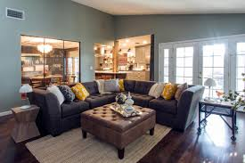 Roxanne Sectional Sofa Big Lots by An Extraordinary Kitchen With A Welcoming Pub Vibe Hgtv U0027s