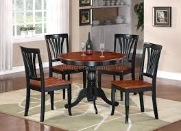 ethan allen cherry wood dining room set table chairs used for sale