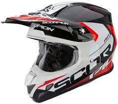 sinisalo motocross gear scorpion belfast fender jet helmet motorcycle helmets