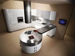 idee cuisine design cuisine ronde 18 photo de cuisine moderne design contemporaine luxe