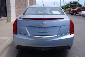 2013 cadillac ats exterior colors 2013 used cadillac ats 4dr sedan 3 6l luxury awd at the