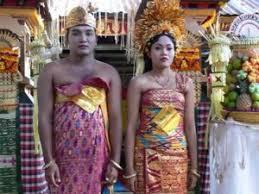 mariage traditionnel mariage traditionnel à bali votre voyage à bali en indonésie