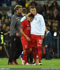 Seeking Liverpool Liverpool Philippe Countinho Somehow Manages Not To Slap Dozy