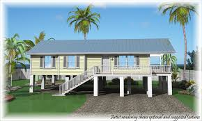 Homes On Pilings Base Price Fees Options And Credits Of Our Homes Sweetwater