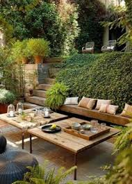 sloped backyard design ideas best 25 sloped backyard ideas on