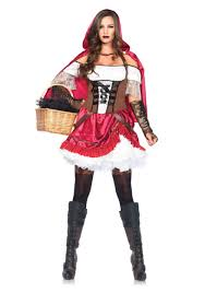 high quality womens halloween costumes little red riding hood costumes halloweencostumes com