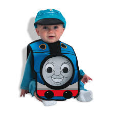 baby boy halloween costumes party city baby thomas train infant toddler costume includes printed