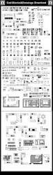 all kitchen blocks bundle free cad blocks u0026 drawings download center
