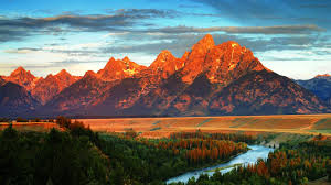Wyoming landscapes images Mountains park river wyoming snake grand landscape national water jpg
