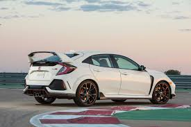 honda civic type r 2017 2017 honda civic type r first drive automobile magazine