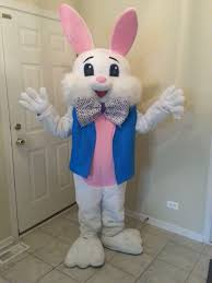 easter bunny costume 100 real pictures professional easter bunny mascot costume bugs