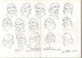 jakob jensen character sketch pinterest character model