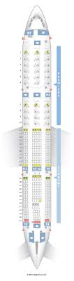 reservation siege xl airways seatguru seat map jet airways airbus a330 200 332 v1