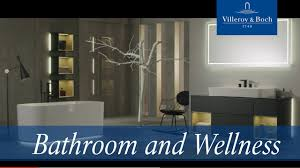 Villeroy And Boch Bathroom Mirrors - bathroom collection finion villeroy u0026 boch youtube