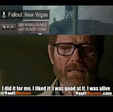 I Did It Meme - fallout memes vaultmemes twitter