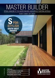 2013 sep oct master builders wa magazine by master builders issuu