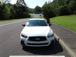2018 infiniti q50 red sport 400 first drive review all about the