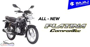 platina new model new bajaj platina comfortec review bike malik