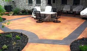 Stamped Concrete Patio Designs Pictures by Concrete Porch Repair Denver Stamped Concrete Patios Denver