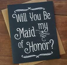 bridesmaid asking cards will you be my of honor card asking of honor