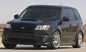 subaru forester subaru forester xti concept review car and driver
