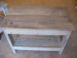 Whitewash Coffee Table Whitewashed Coffee And End Tables