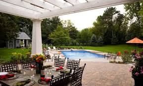 swimming pool landscaping minneapolis mn southview design