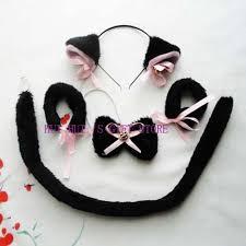 Bow Tie Halloween Costumes Cheap Cat Ears Halloween Costume Aliexpress