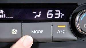 nissan altima youtube 2014 2014 nissan altima climate controls youtube