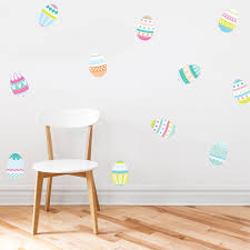 holiday ideas wallums com wall decor page 2 easter egg decal