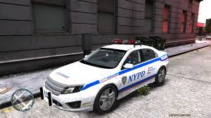 nypd ford fusion nypd auxiliary ford fusion gta iv galleries lcpdfr com