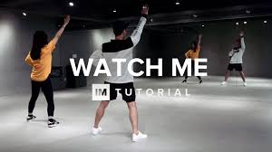 dance tutorial whip nae nae watch me silento 1million dance tutorial youtube