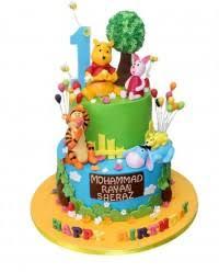 winnie the pooh cakes winnie the pooh cakes birthday cakes dubai